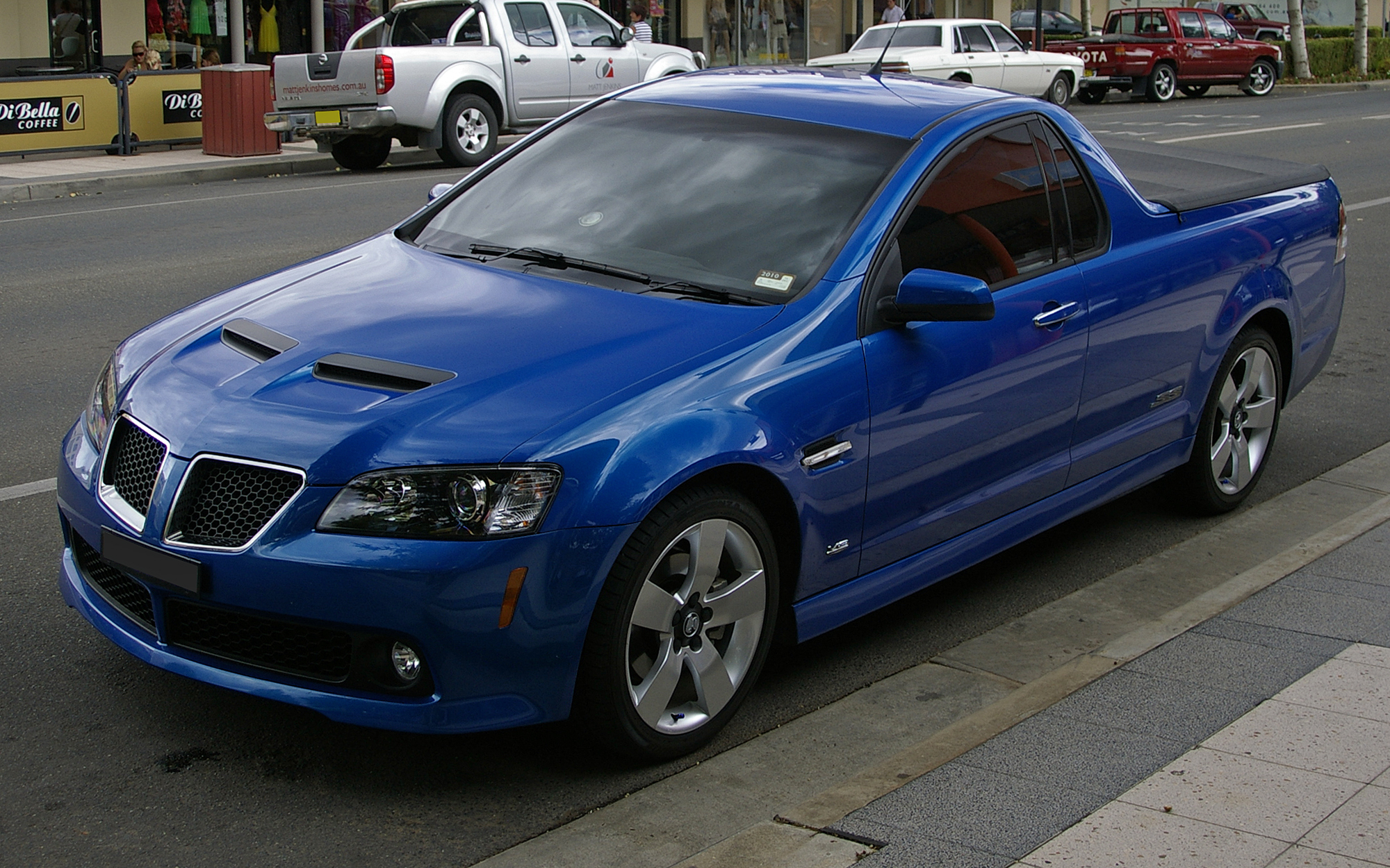 Holden Commodore Truck Www Pixshark Com Images
