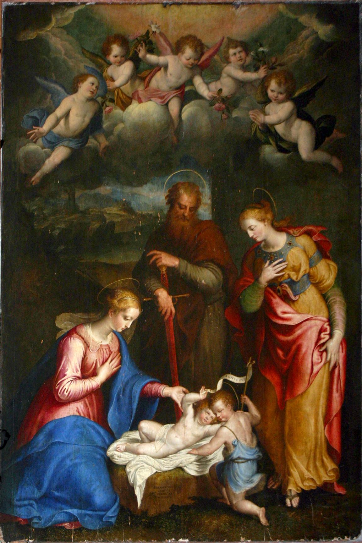 File 2369 Milano Sant Antonio Abate B Campi E C
