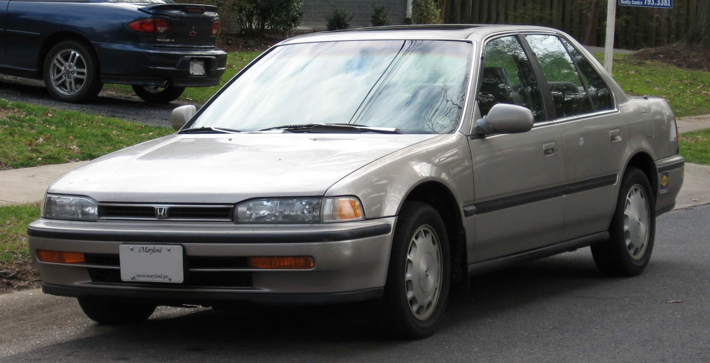 Honda accord iv sedan
