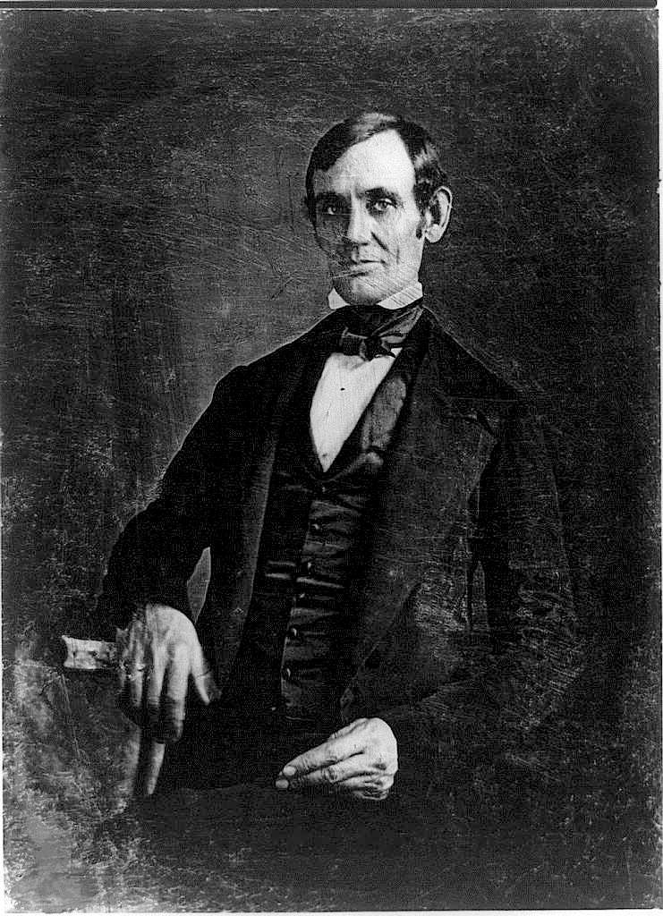 Abraham Lincoln Wikimedia Commons