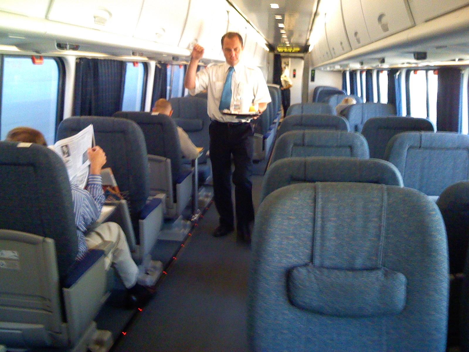 Amtrak Cancels Acela Service Between Boston and New York Through Sunday
