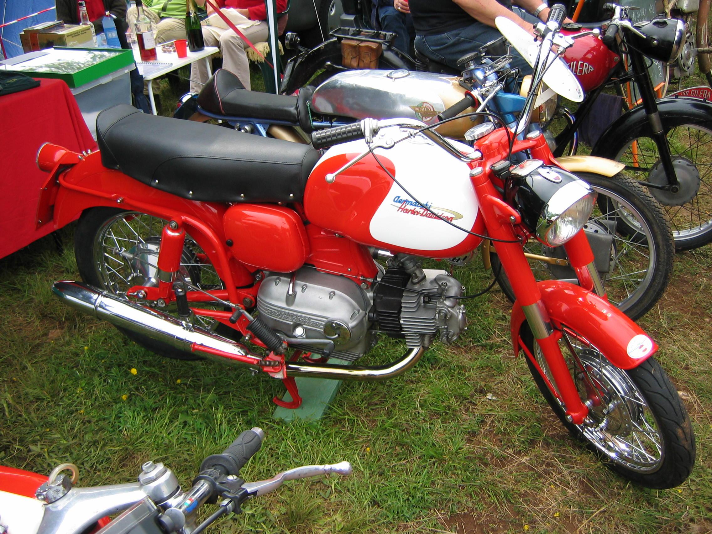Aermacchi Harley Davidson Parts