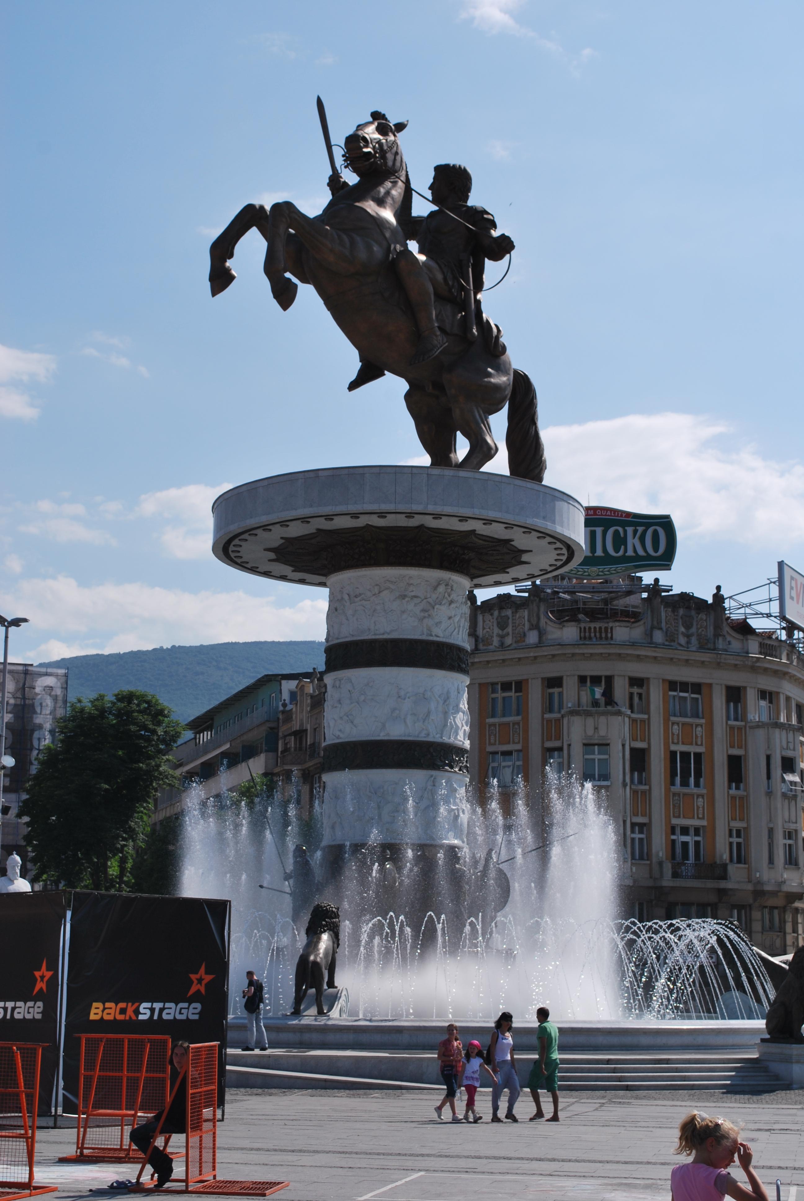 Alexander Makedonski