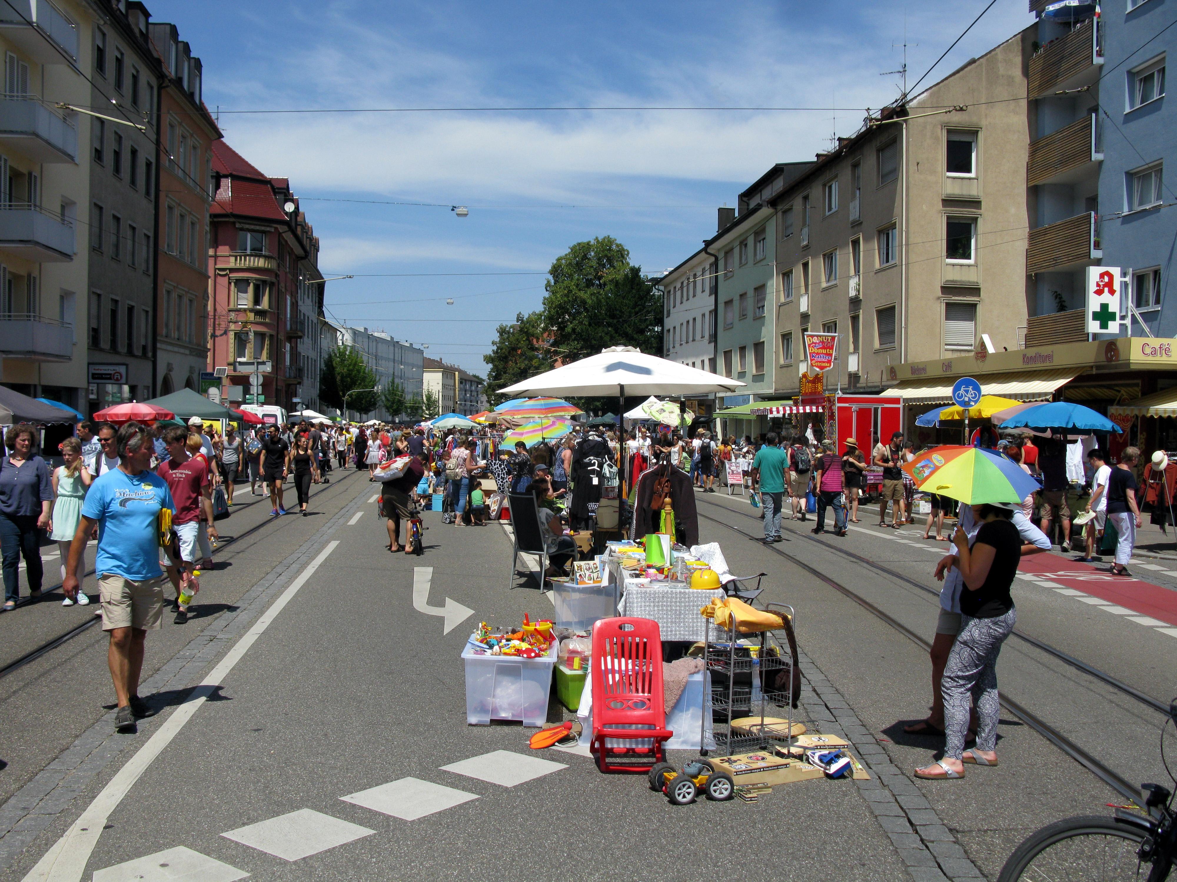 Flohmarkttermine baden-württemberg