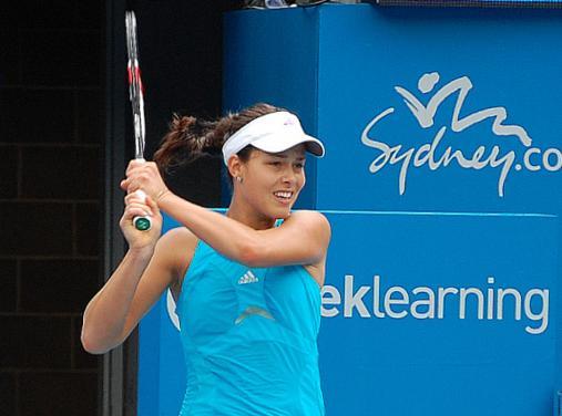 آنا ایوانوویچ (Ana Ivanovic) تنیس باز زن صرب