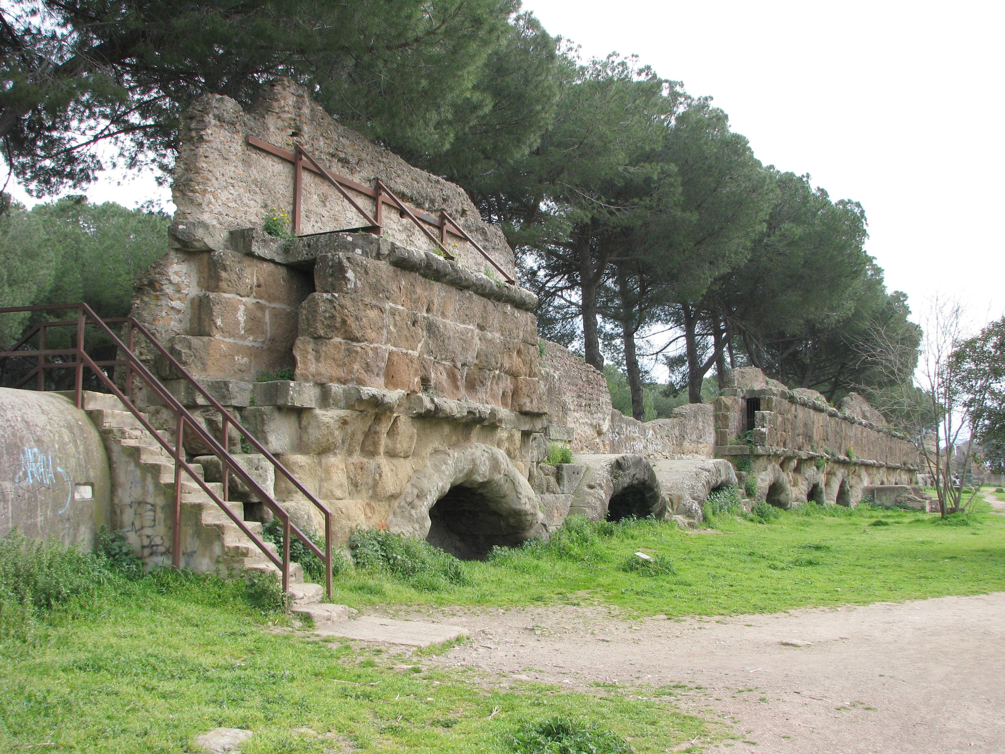 Acquedotto Acqua Marcia.File Aqua Marcia 01 Jpg Wikipedia