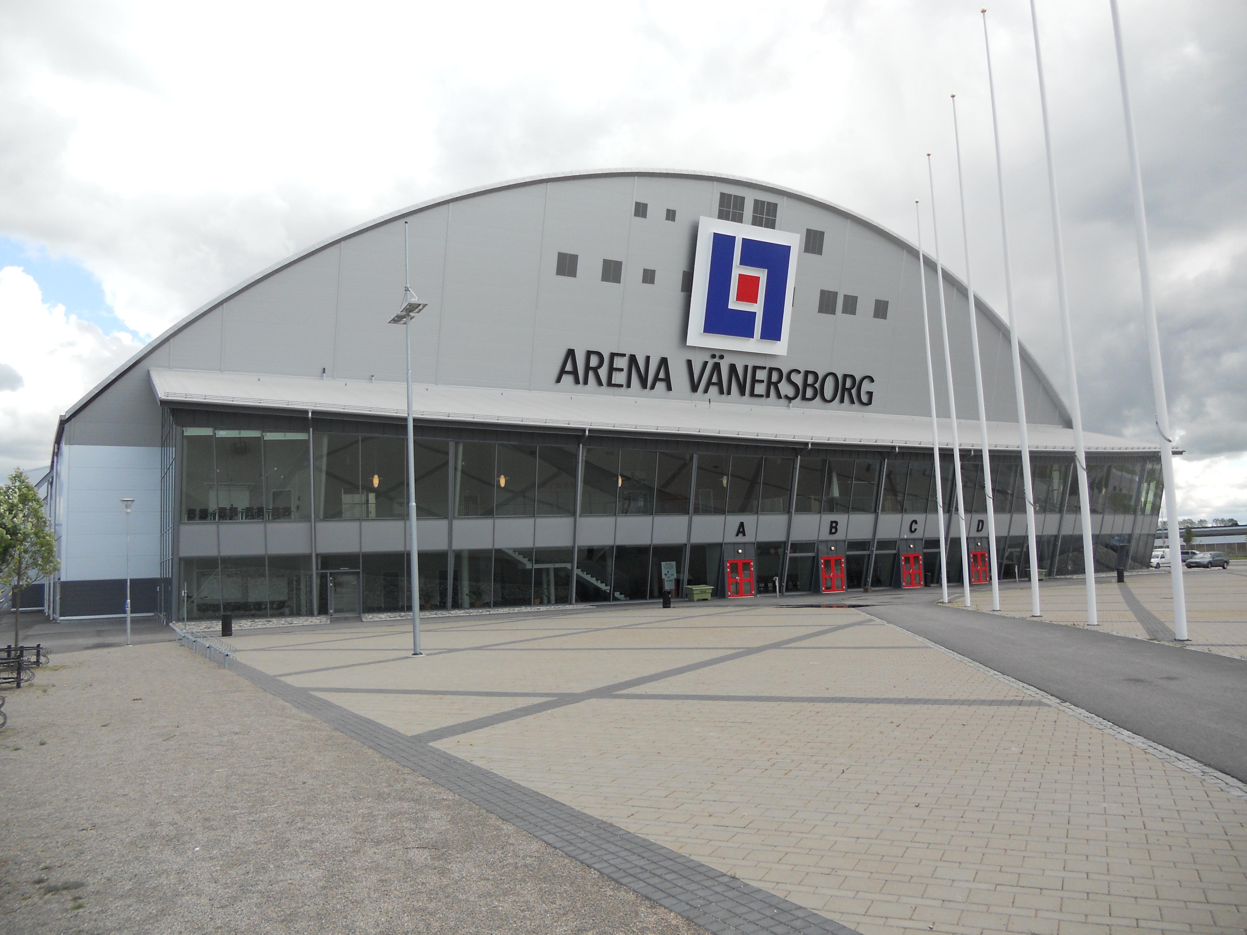 vänersborg shopping center