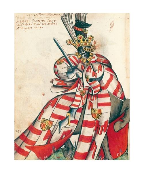 File:Armorial équestre Toison d'or - Jean II de Croÿ.jpg