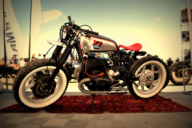 Reservoir Cafe Racer Xt