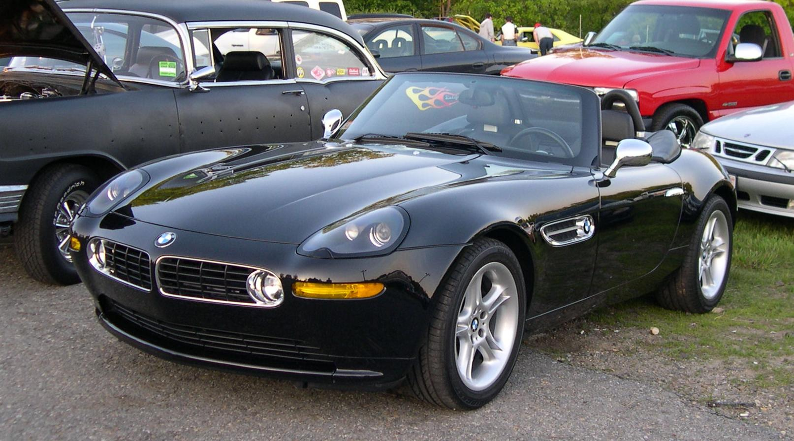 Car Sight Bmw Z8 Cars Photos