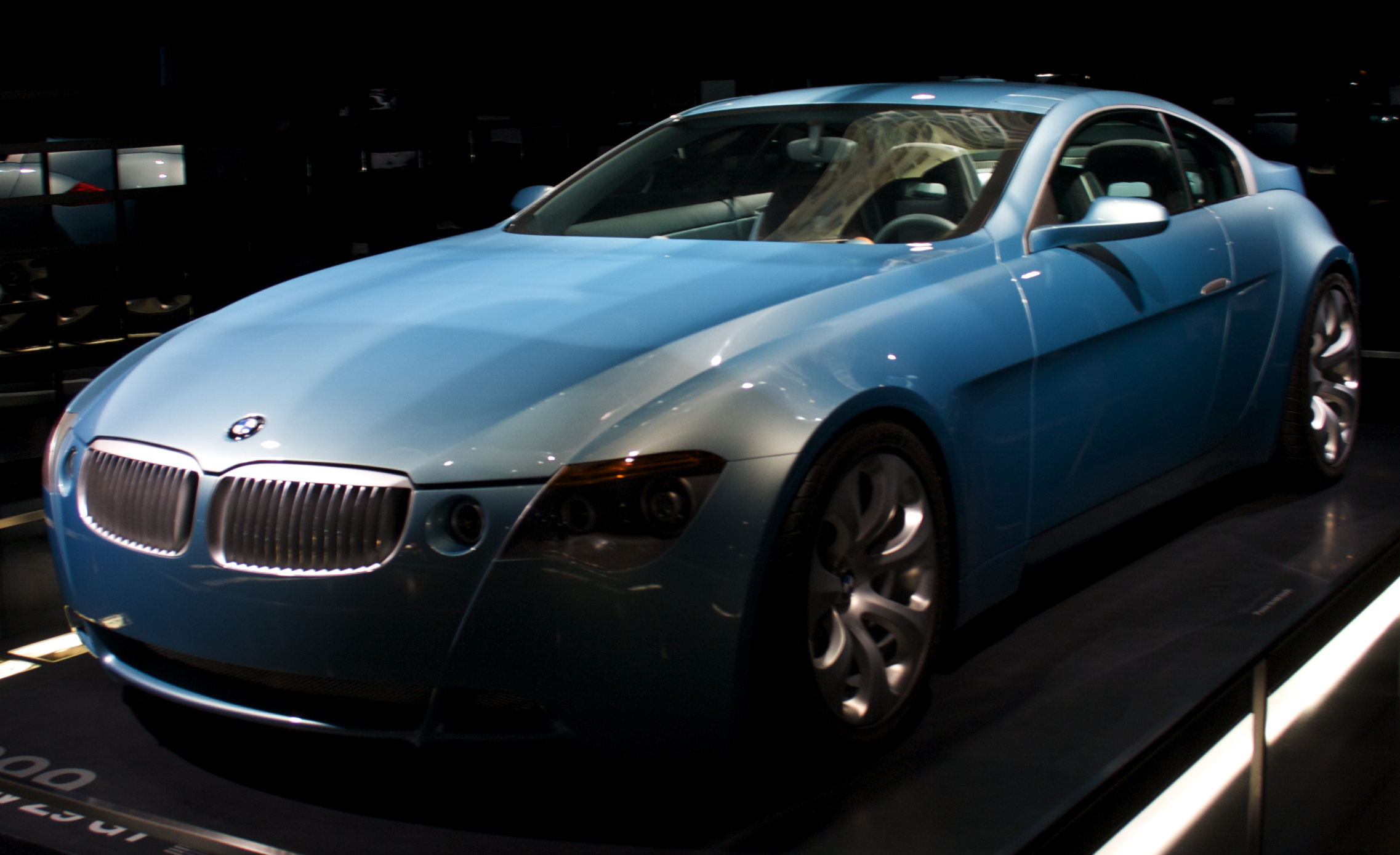 List of BMW concept cars - Wikiwand
