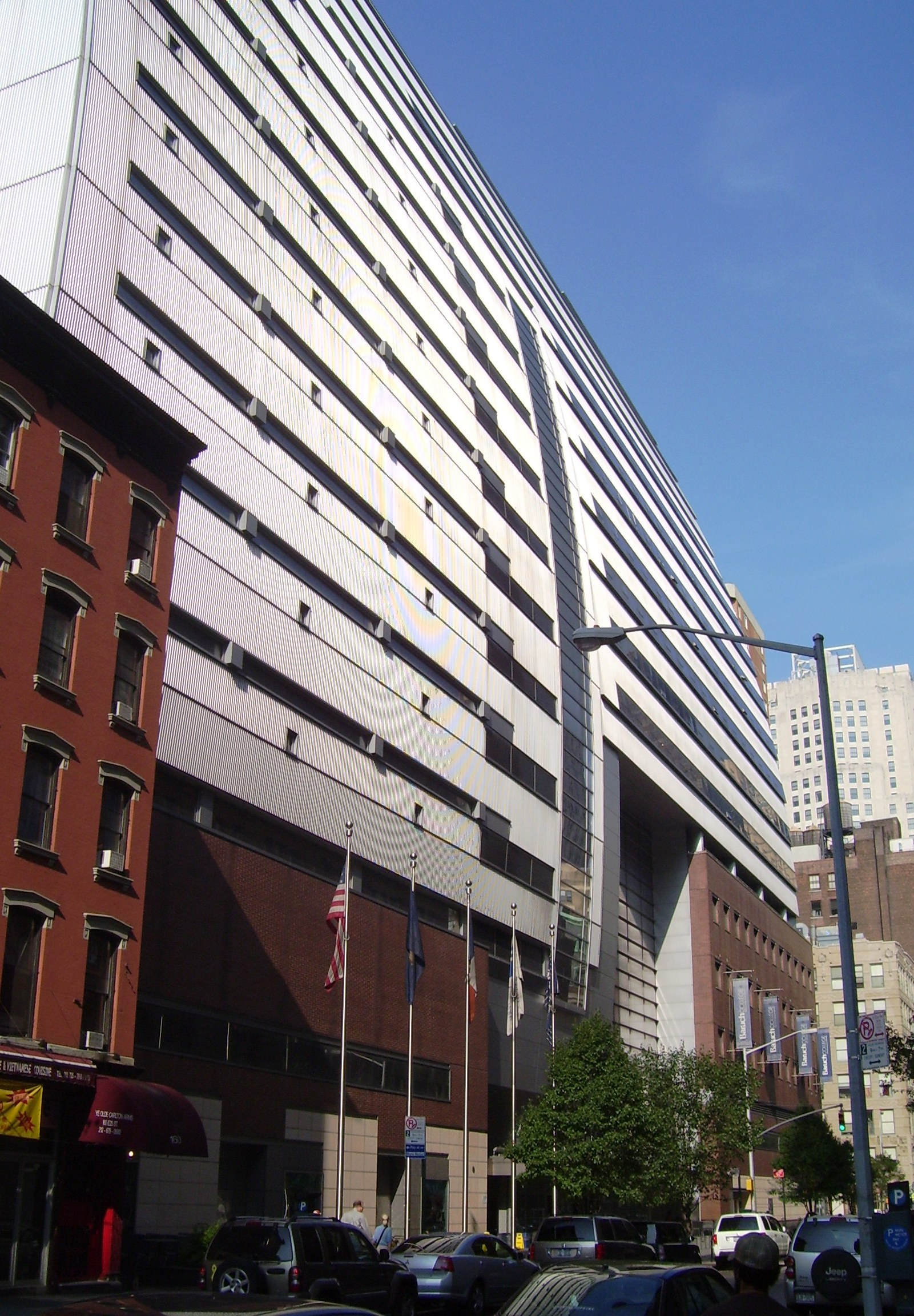 Baruch College Library - Home