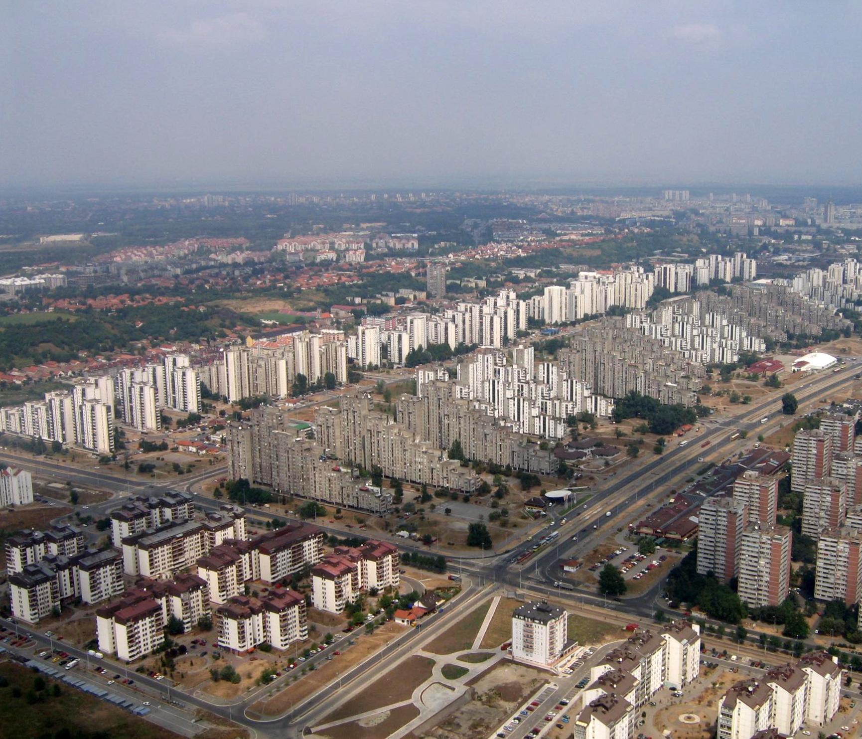 Novi Beograd Wikipedia