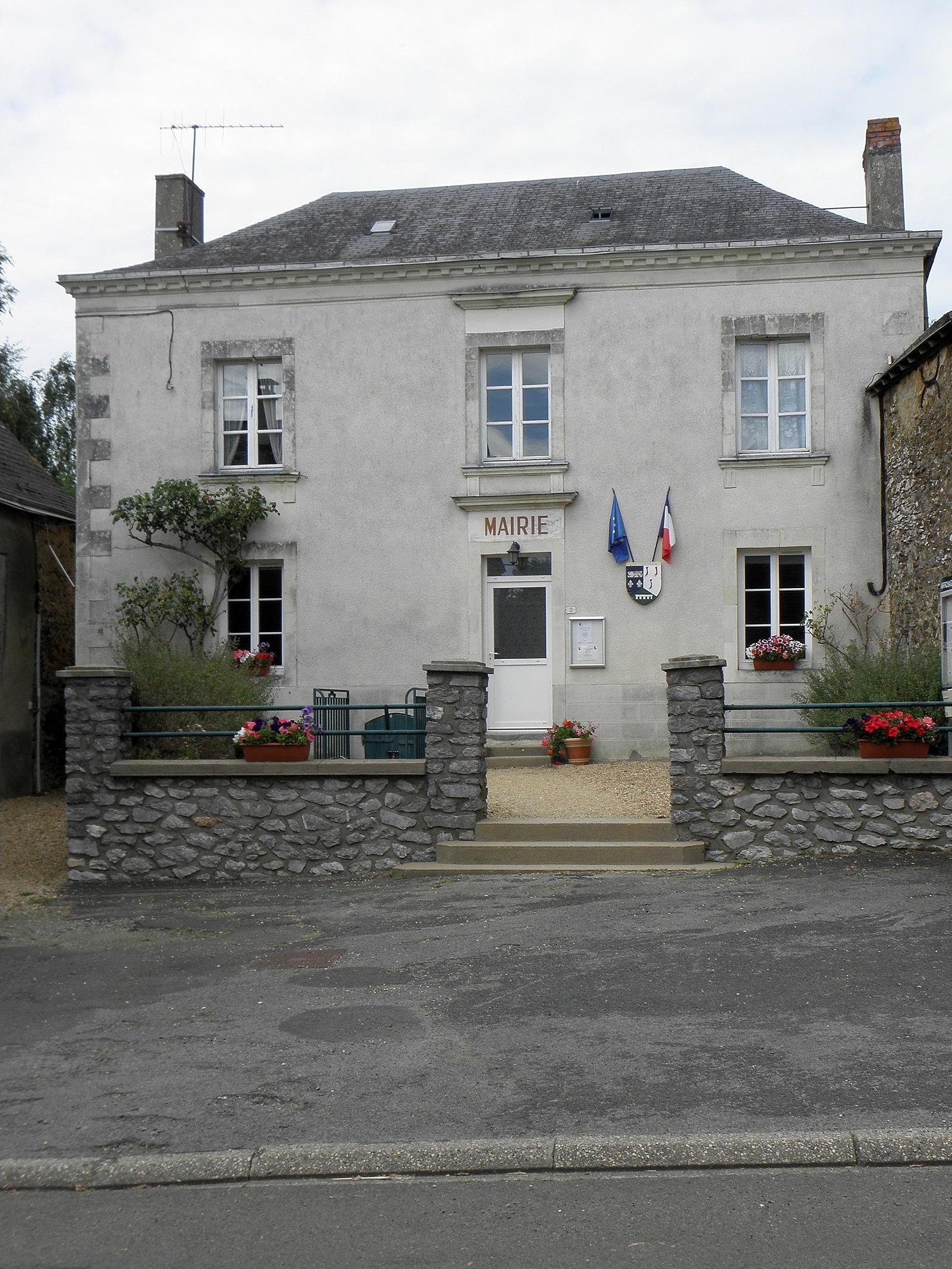 Beaumont-Pied-de-Bœuf, Mayenne