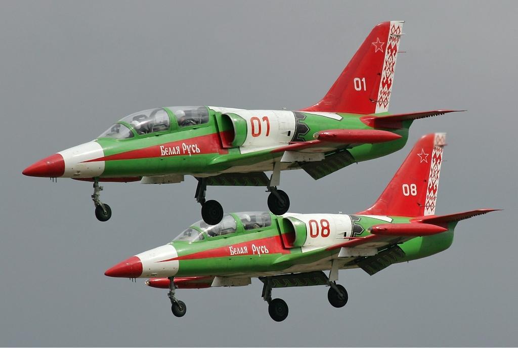 File:Belaya Rus Aero L-39 Albatros Pichugin-1.jpg - Wikimedia Commons