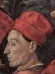 Benozzo Gozzoli - Procession of the Oldest King - detail - Cyriacus.jpg