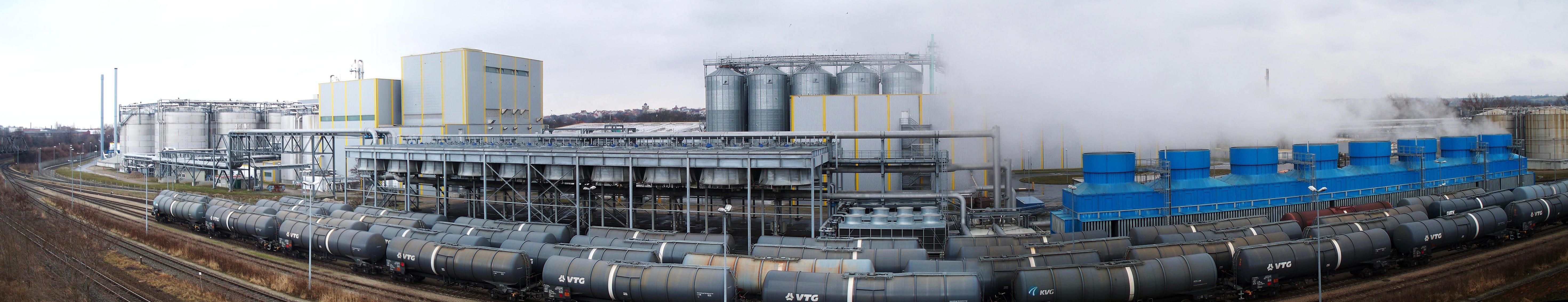 bioethanol zeitz
