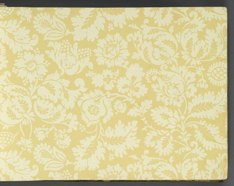 File:Brooklyn Museum - Wallpaper Sample Book 2 - William Morris and ...