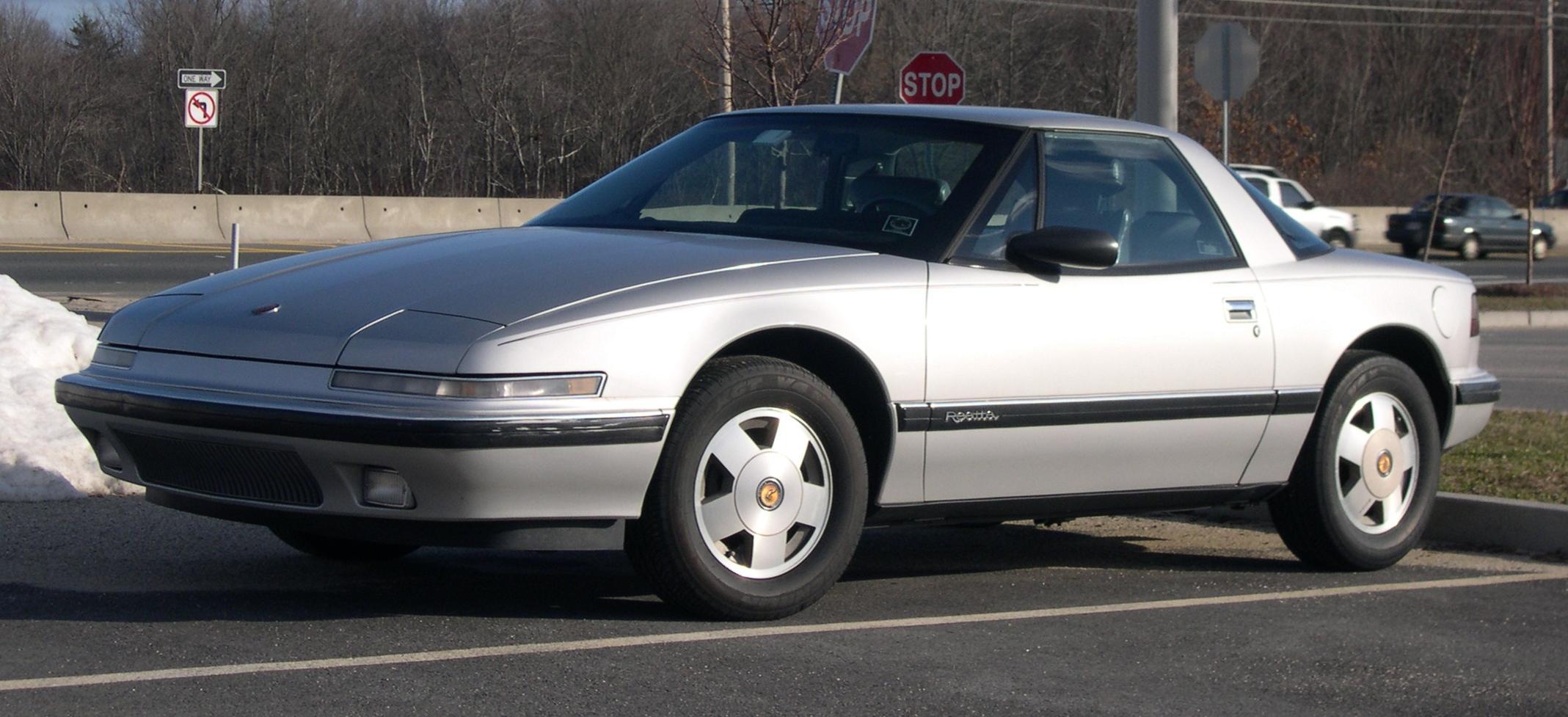 Buick Reatta Convertible Buick Reatta Coupe