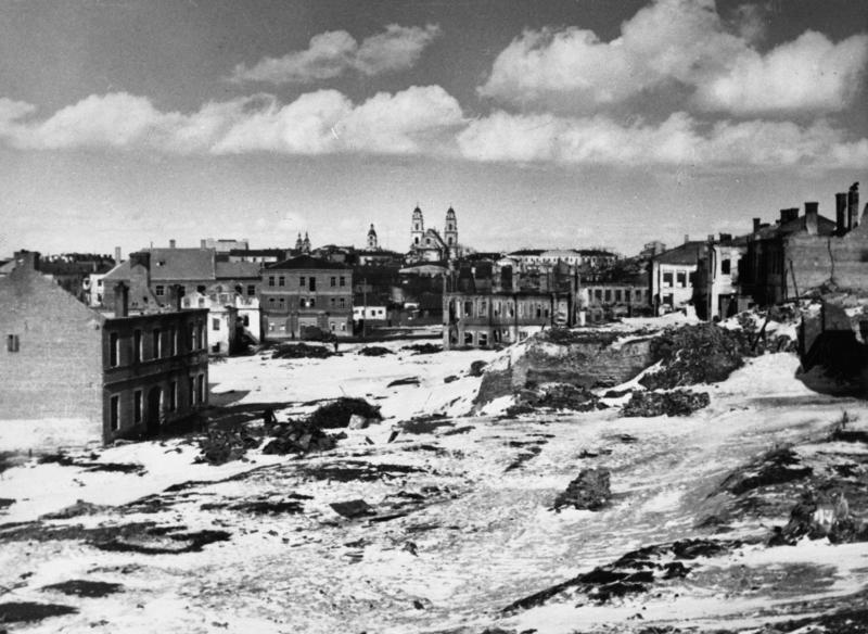 Bombing Of Minsk In World War Ii Wikipedia