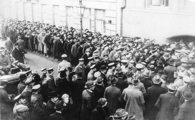 the incomplete german revolution of 1918 The incomplete 1918 german revolution was, at the time, second only to the victorious russian revolution a year previously in a sense, for the labour movement today, an examination of the processes involved in the german revolution is as important as examining the mighty russian revolution - the.