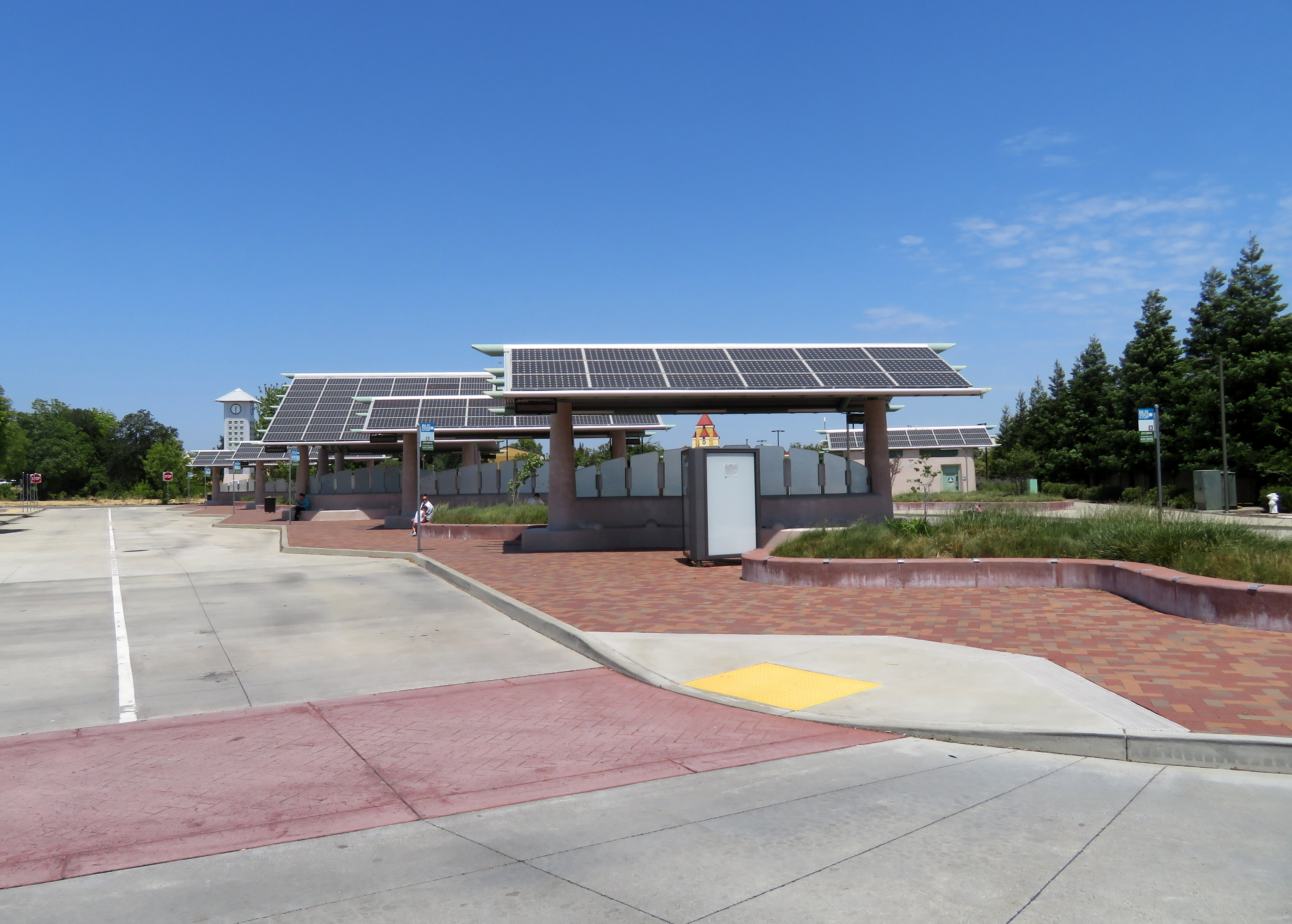 Vacaville Transportation Center - Wikipedia