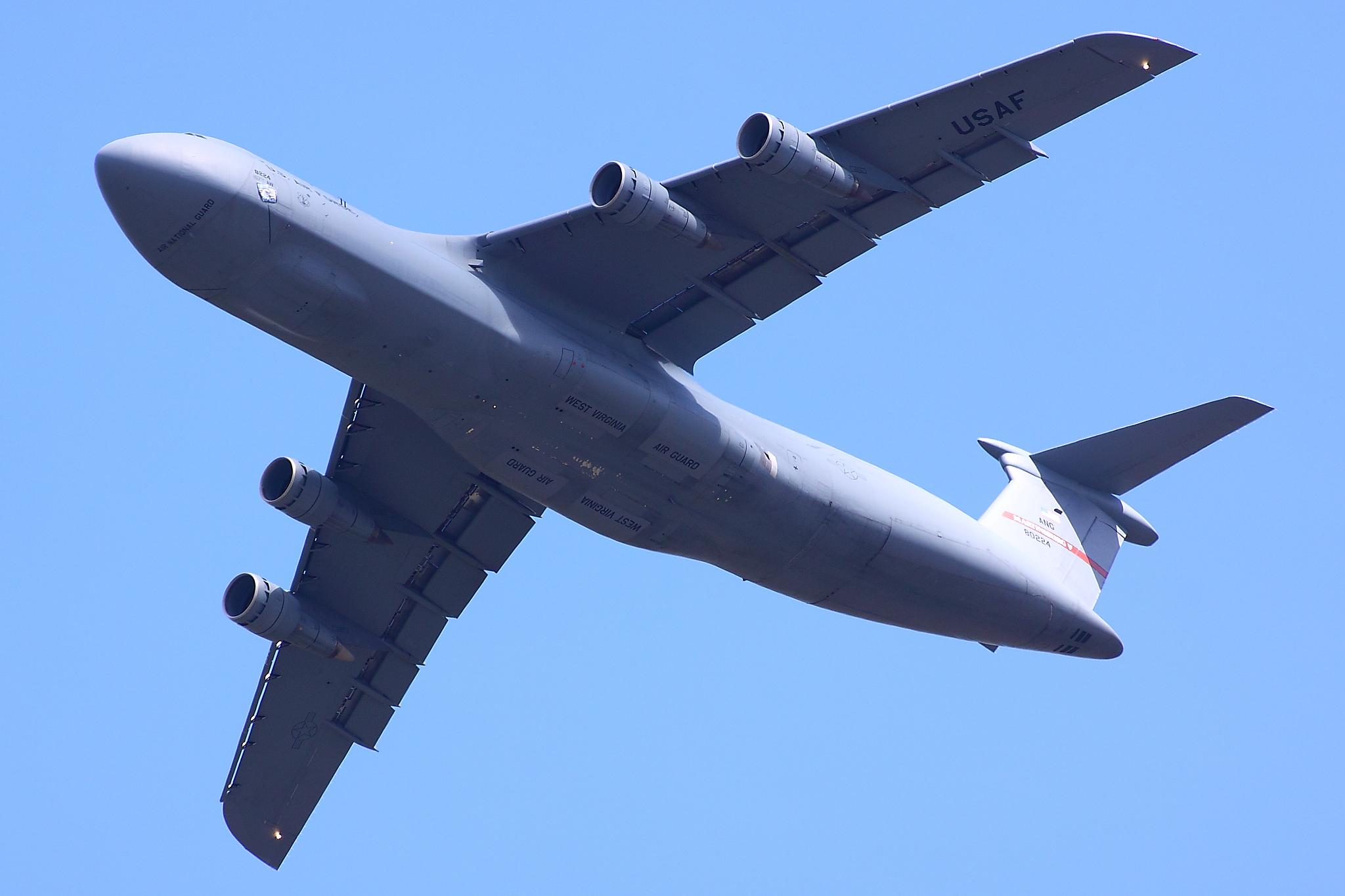 The Aviationist  Updated US Air Force C5 Galaxy
