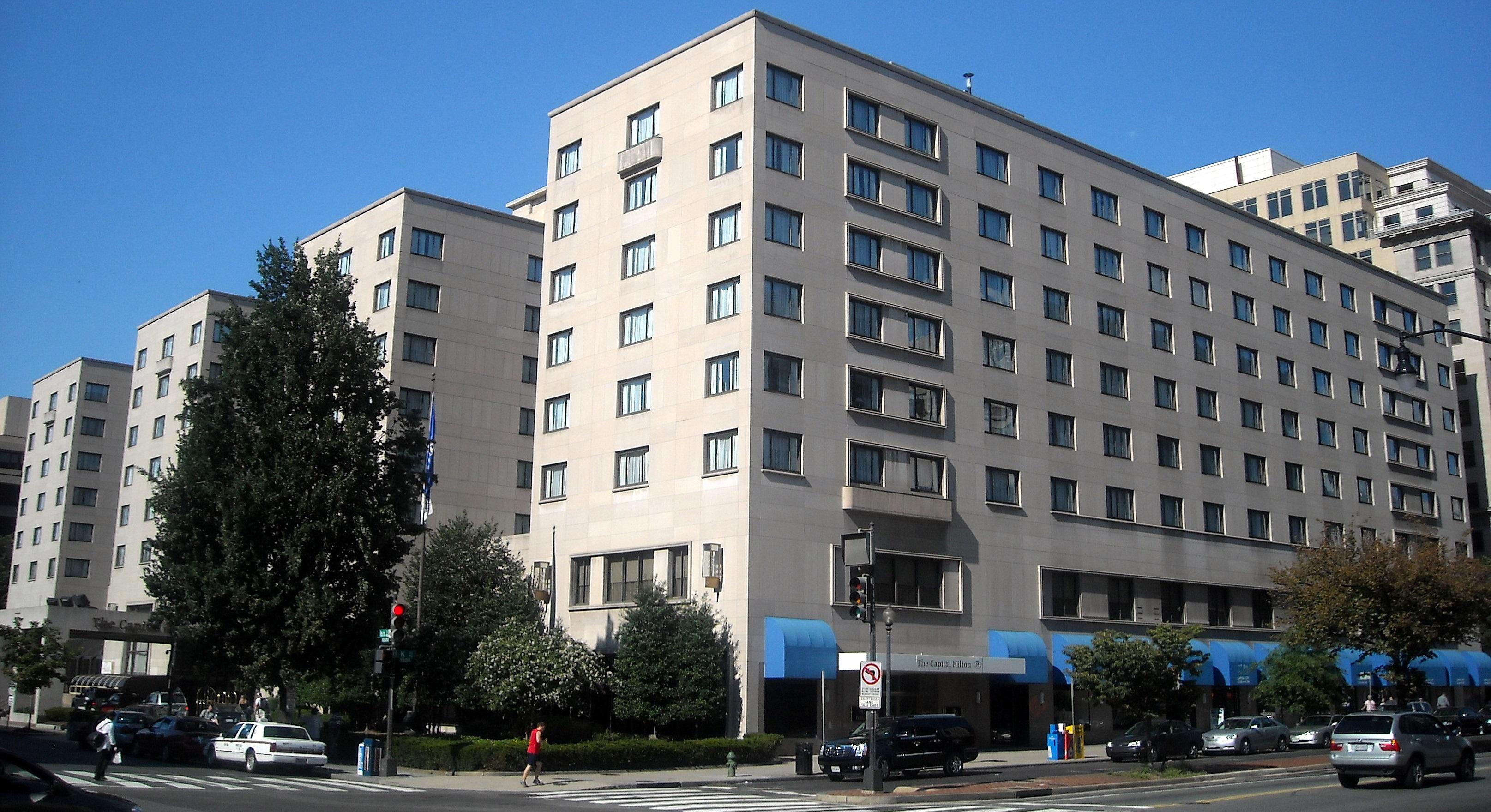 Capital Hilton Hotel Dc
