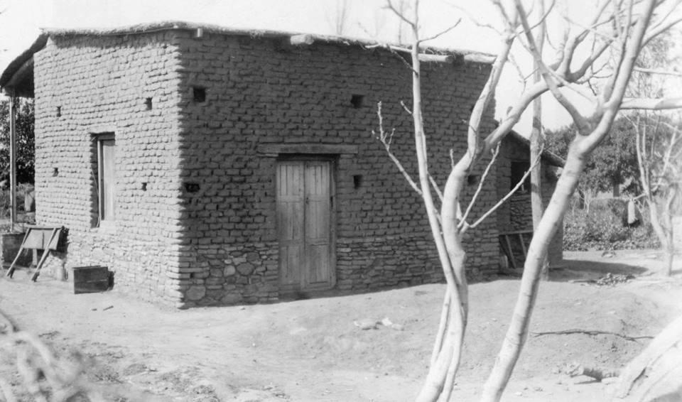 Rancho vivienda wikipedia la enciclopedia libre for Casas de la epoca actual