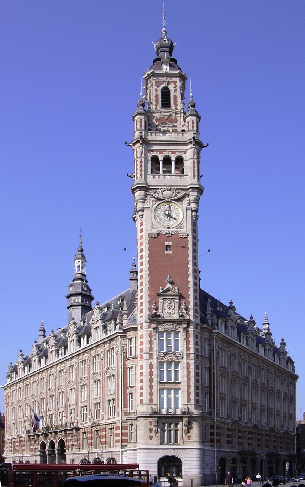 Lille wikipidiya - Chambre des commerces arras ...