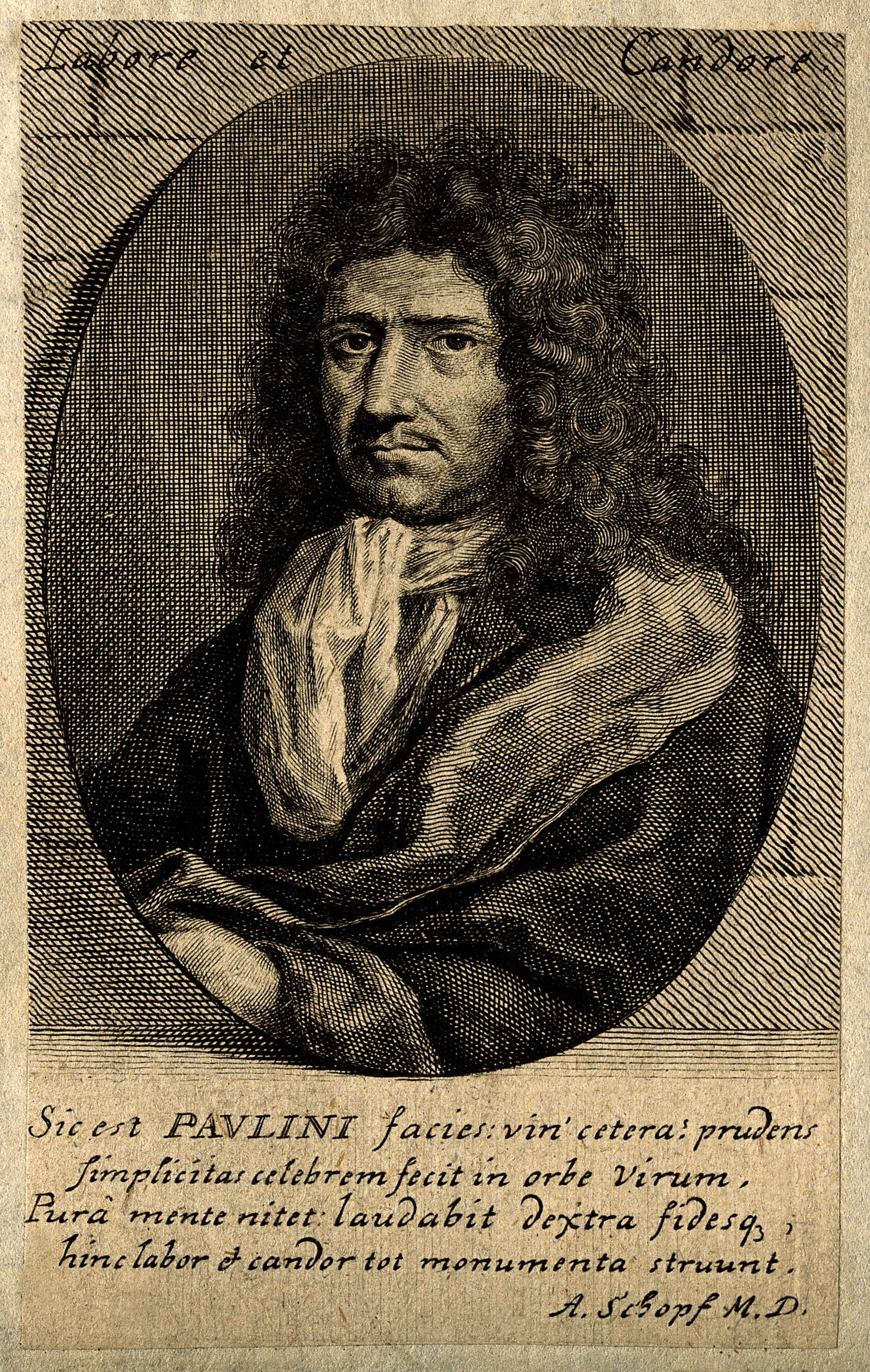 Portrait. Credit: Wellcome Collection