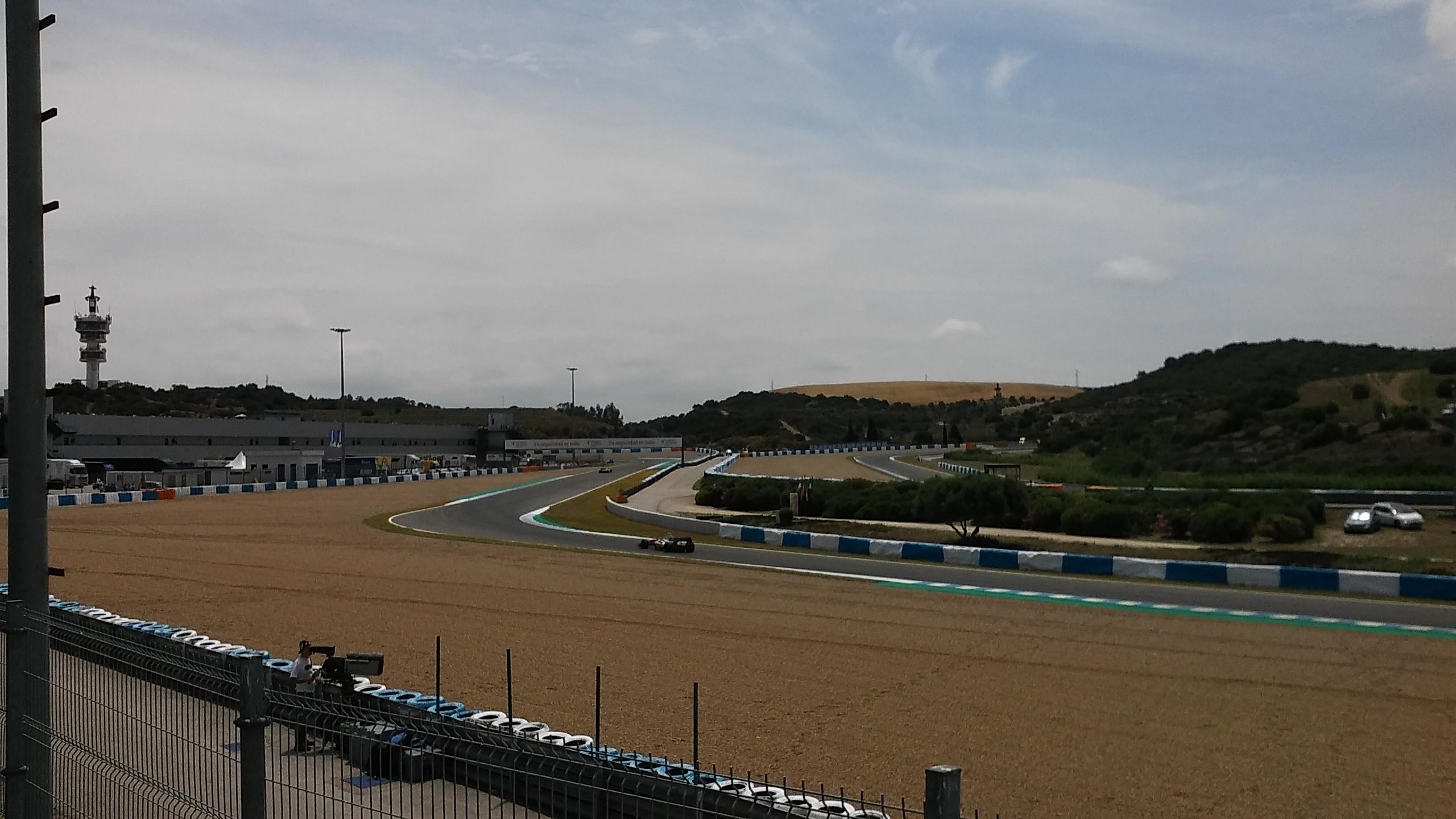 Circuito Jerez : Búscate en el circuito de jerez
