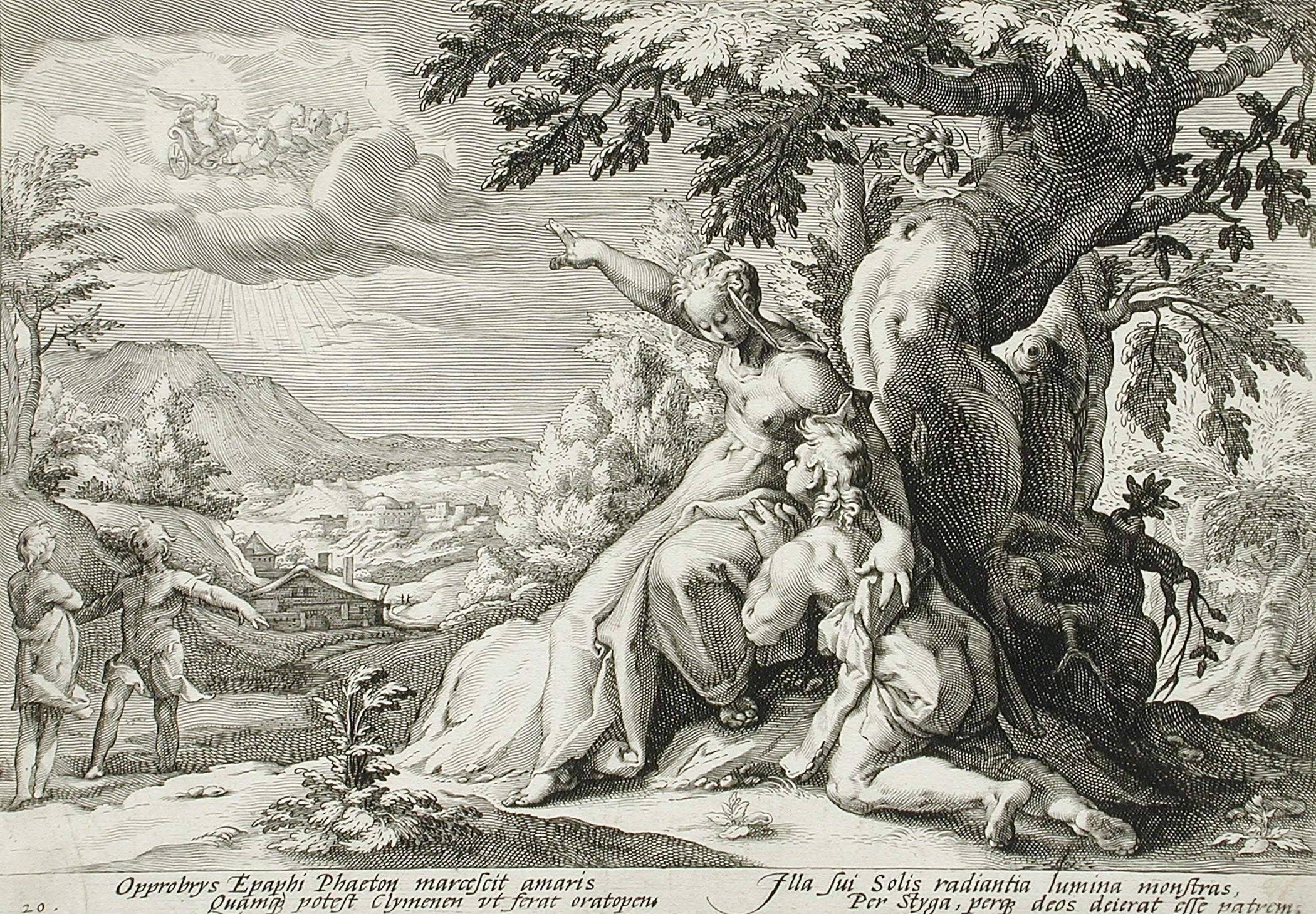 Clymene Greek Goddess