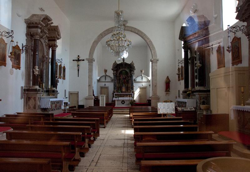 Crkva Sv Stosije Biograd na Moru 082011 76