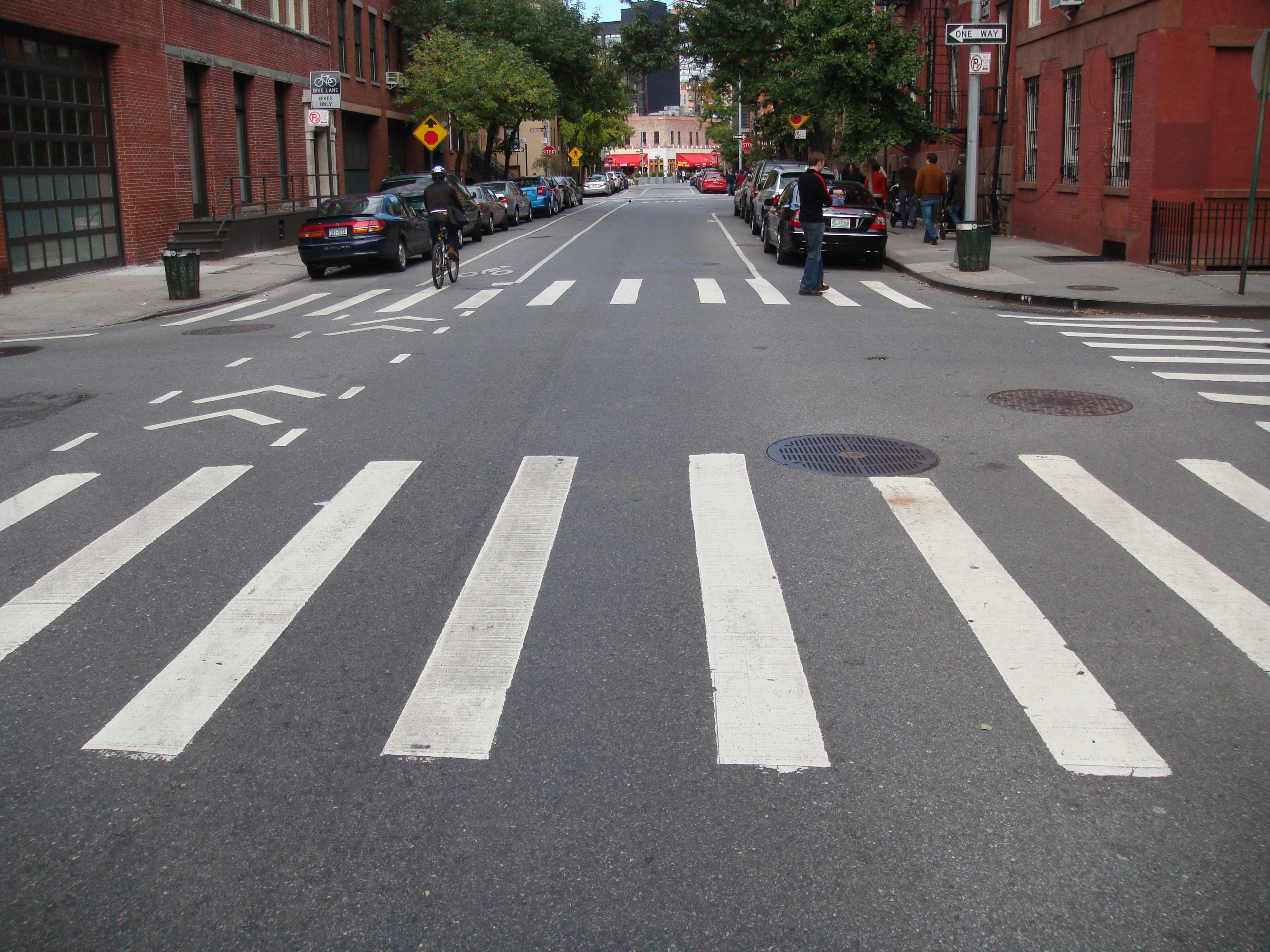 Descrizione crosswalk new york city 0001