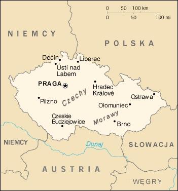Miasta W Czechach Wikipedia Wolna Encyklopedia
