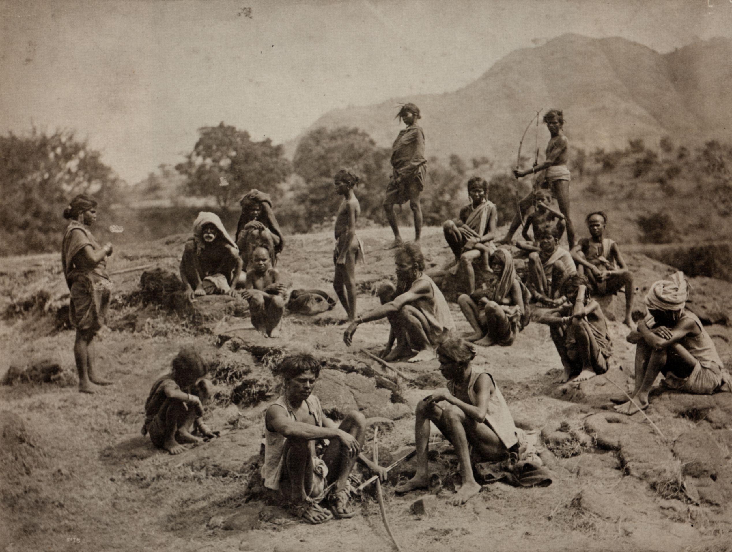 Aborigines Geschichte