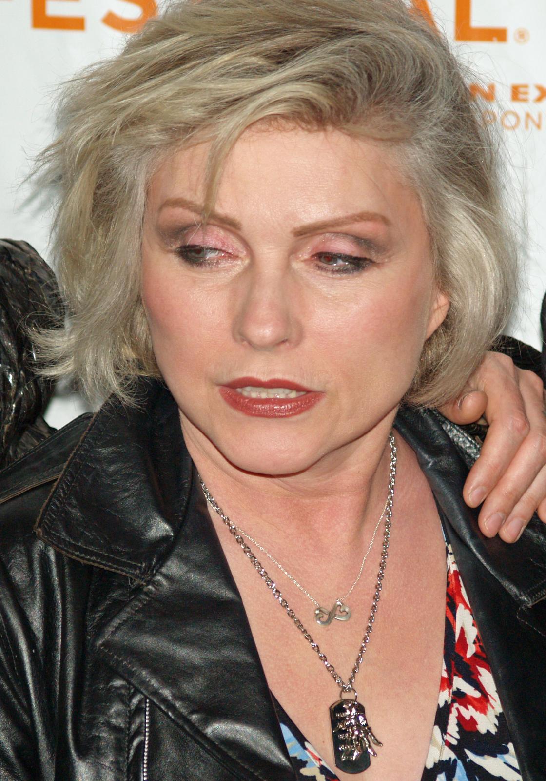 Depiction of Debbie Harry