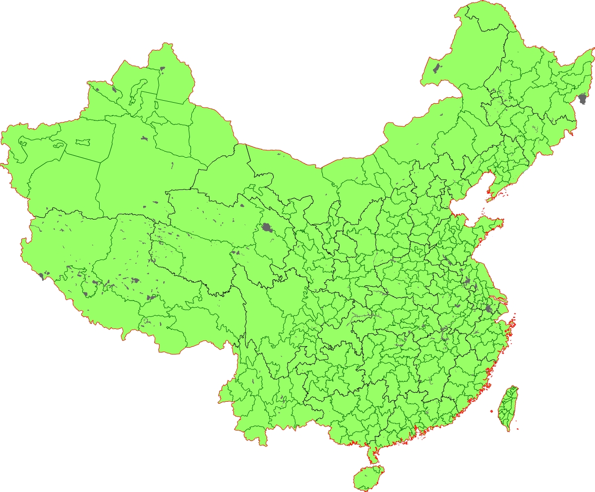 File:Detailed prefecture map PRC Taiwan.jpg - Wikimedia Commons