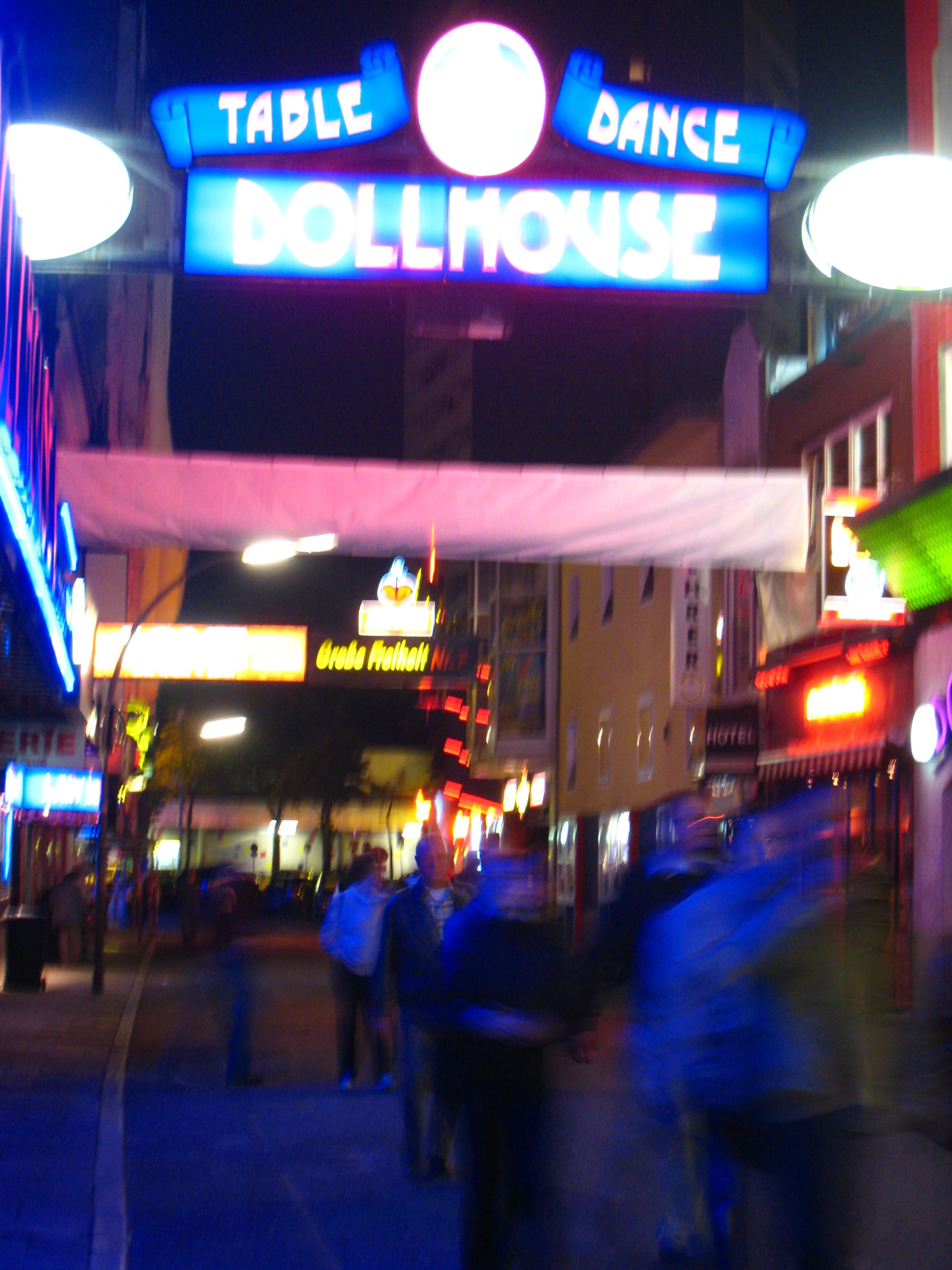 Dollhouse Reeperbahn