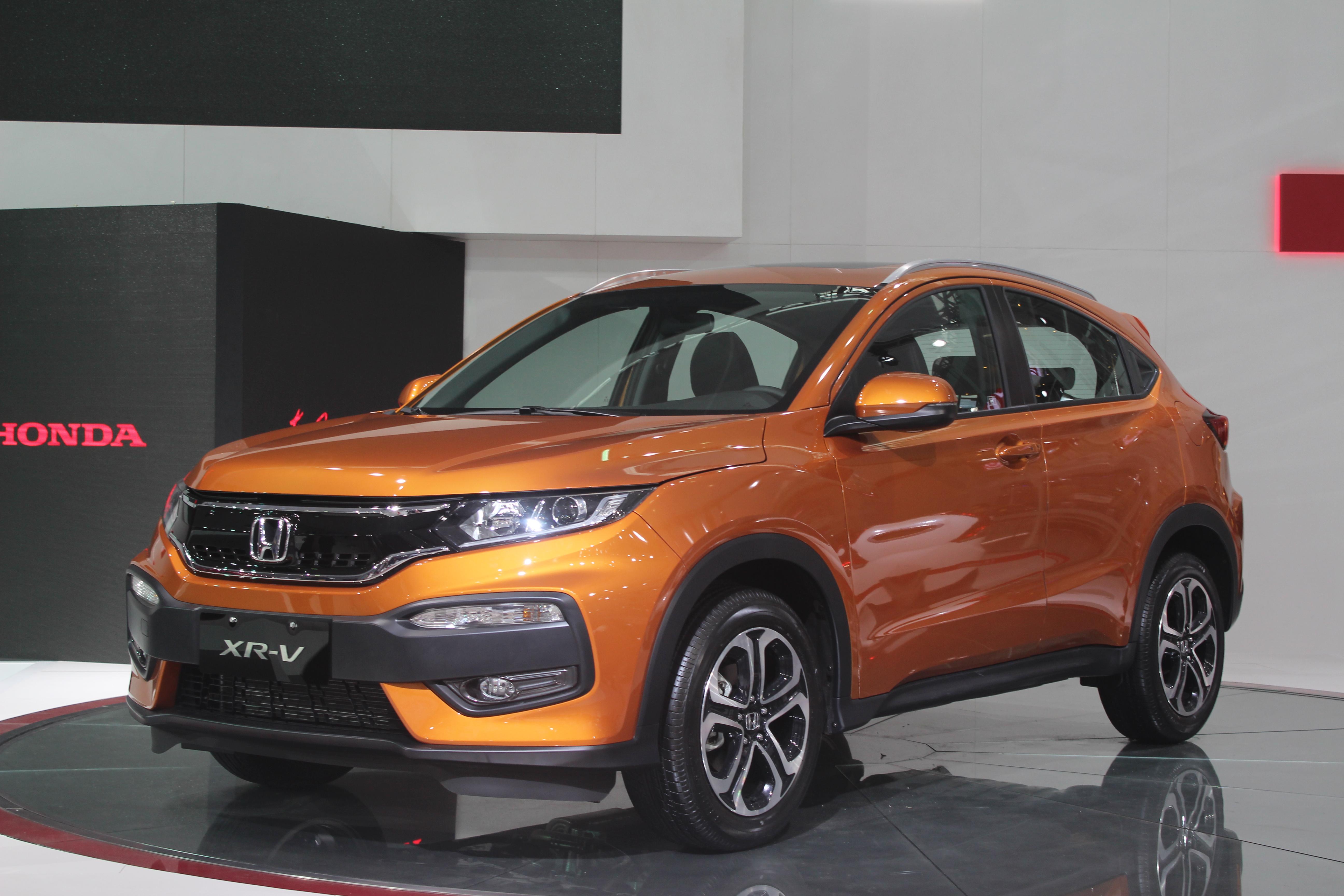 Honda Xrv Vs Hrv - Honda HRV