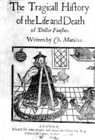 Doctor Faustus by Christopher Marlowe - readonlinetoday.com