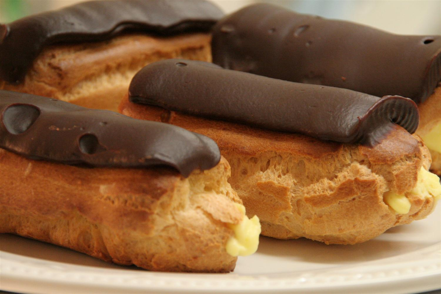 ... eclairs double chocolate eclair where can i chocolate eclairs recipe