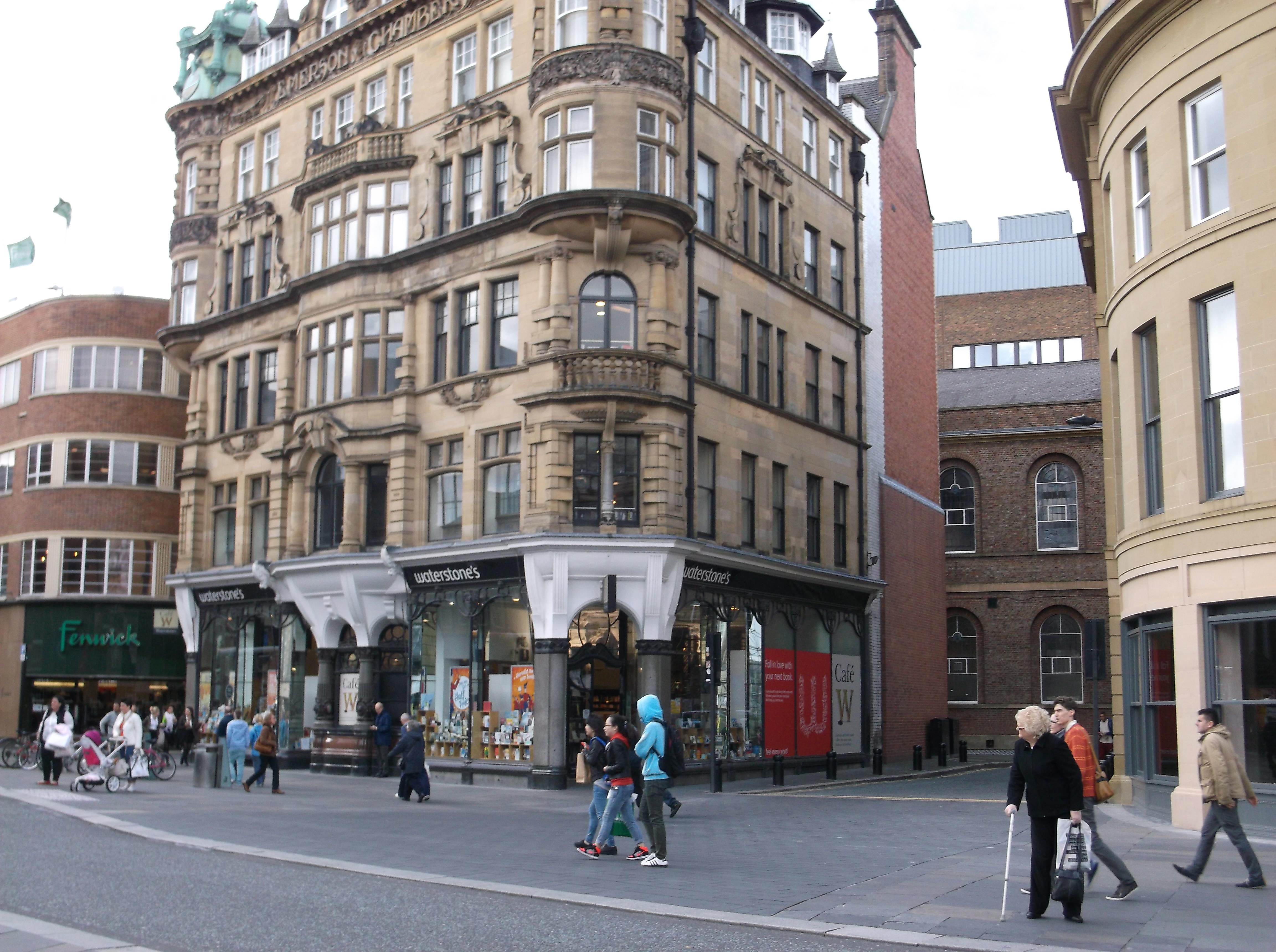 File Emerson Chambers Blackett Street Newcastle 11 Jpg