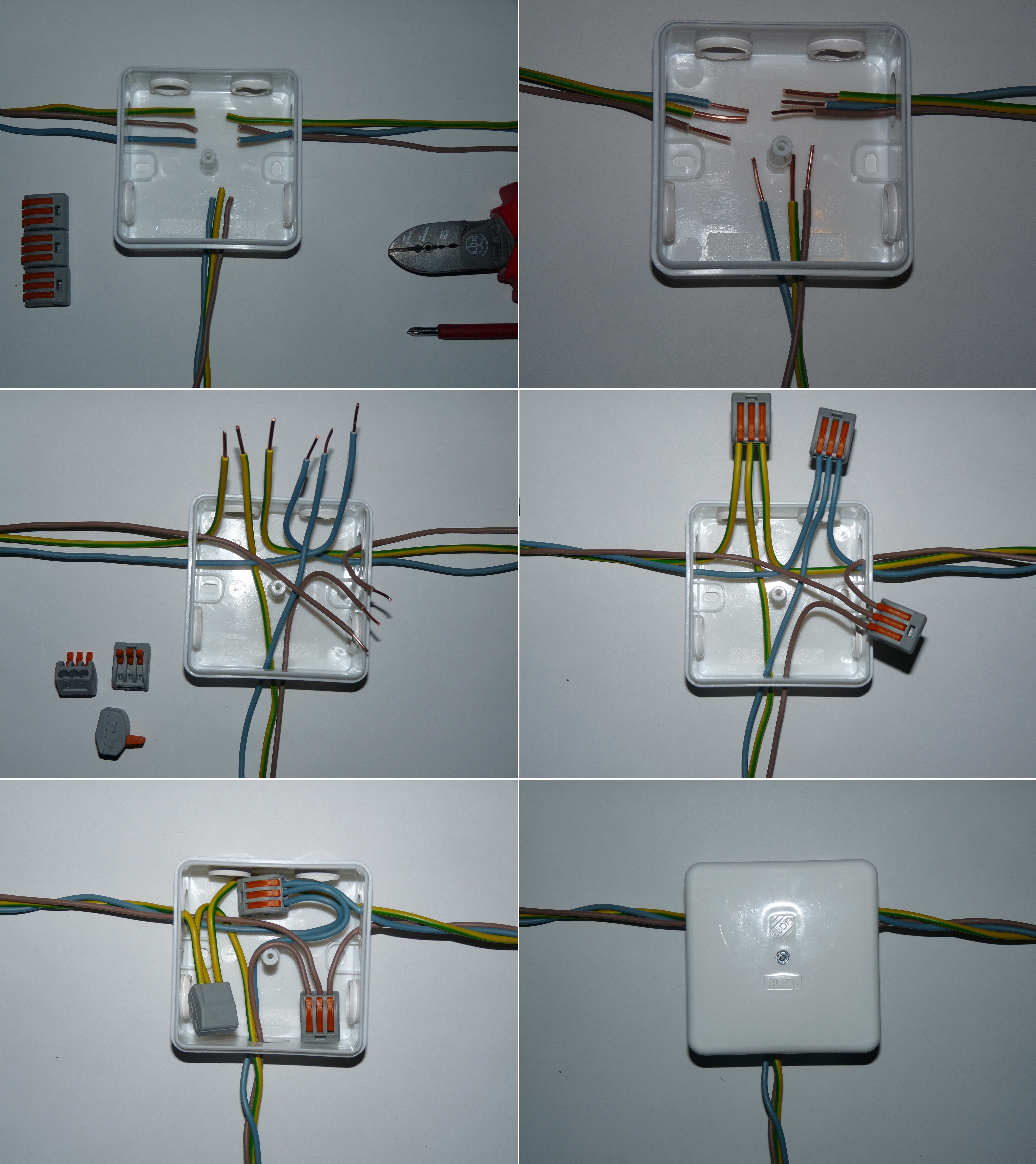 Tremendous File External Junction Box With Wago 222 Terminals Jpg Wikimedia Wiring Database Gramgelartorg