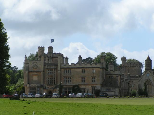 Farleigh House