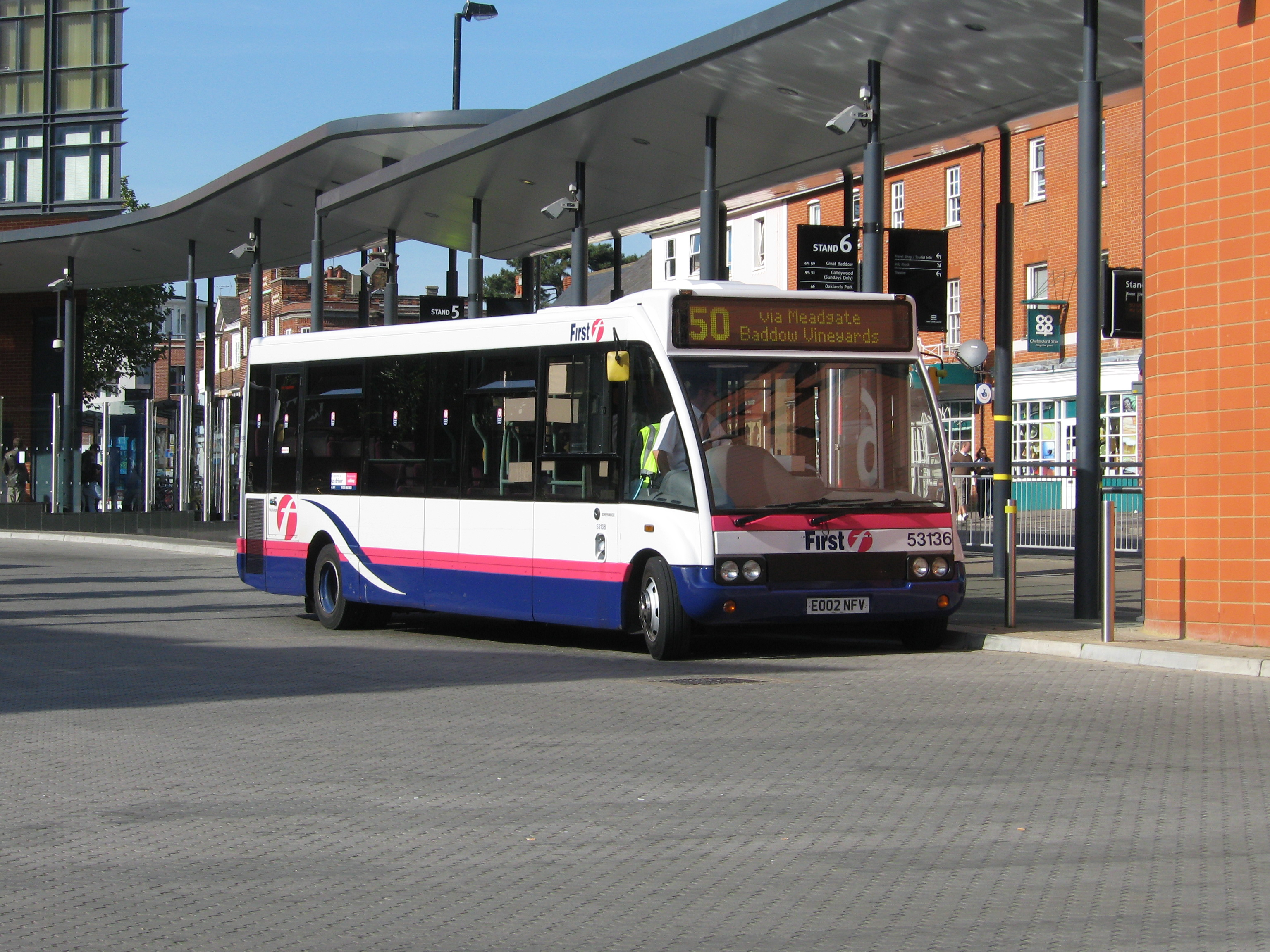 first bus 36 essex
