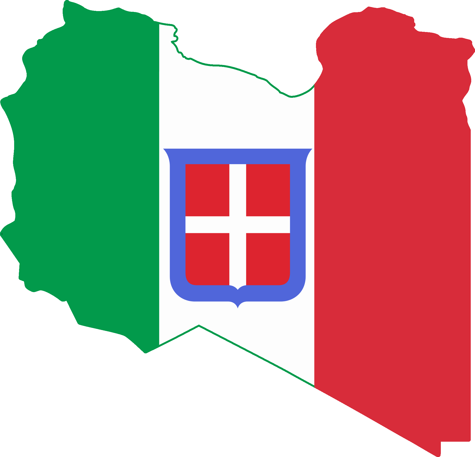 Description Flag Map of Italian Libya (1911 - 1943).png