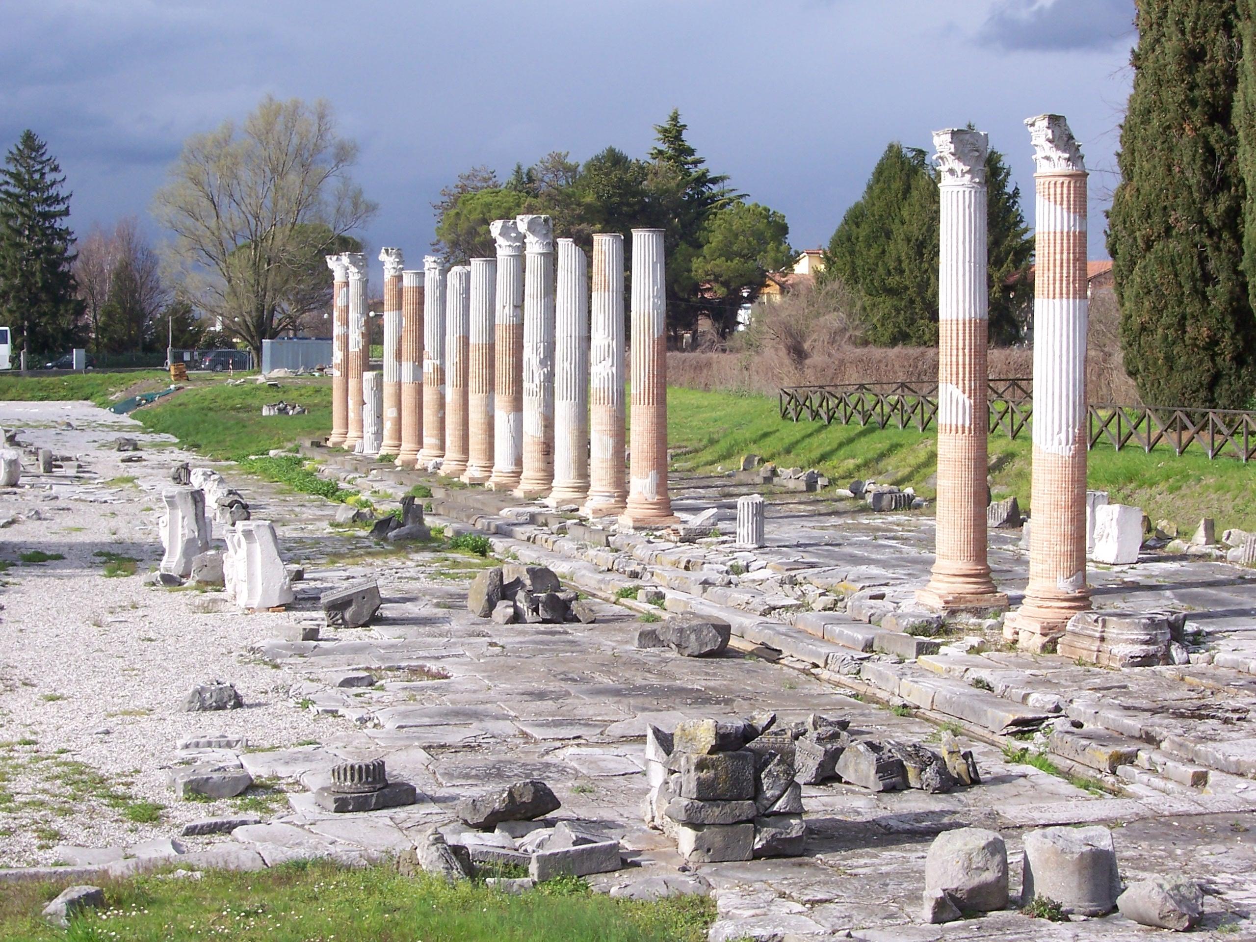 Aquileia Italy