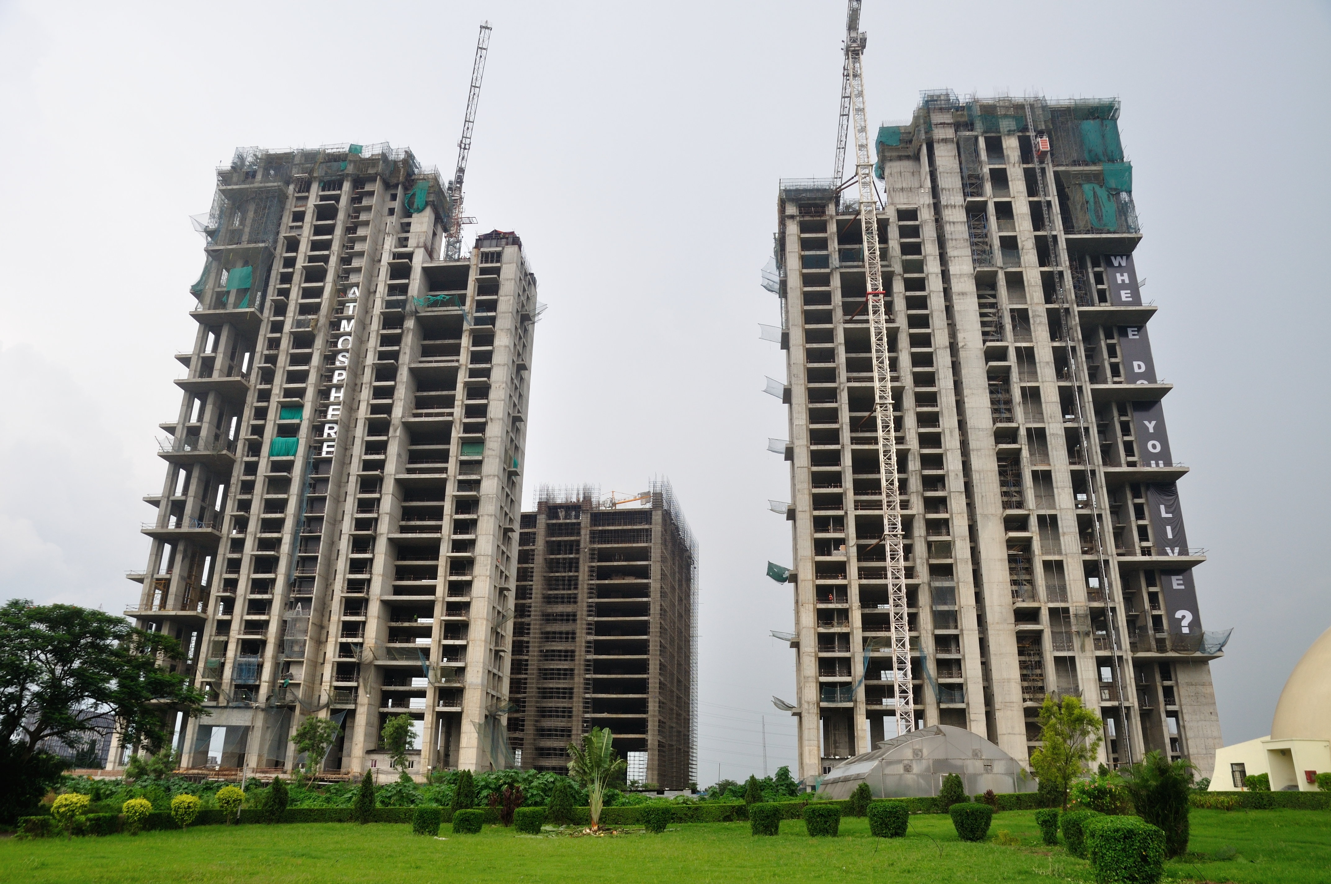 History Of Apartment Buildings In India